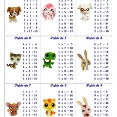 Search results for tables de multiplications imprimer calendar 2015 - Table de multiplication a imprimer ...